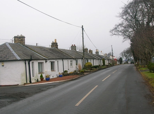 Perceton Miners' Row