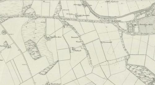 Shewalton lower in 1856