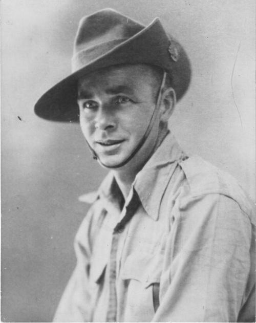 Colin Strachan WW2