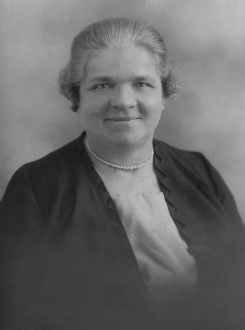 Helen Strachan nee McCrae 1933