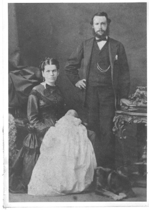 Robert and Mary Ballantine